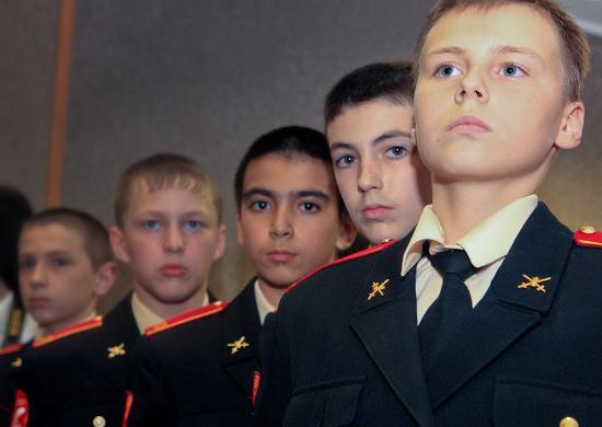 военные училища Москвы