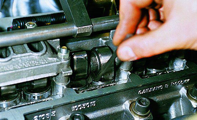 регулировка клапанов ВАЗ 2108 инжектор