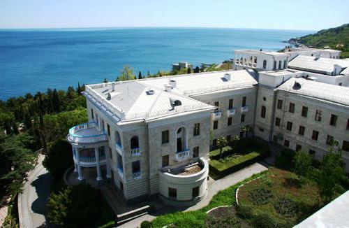 санатории в россии на море