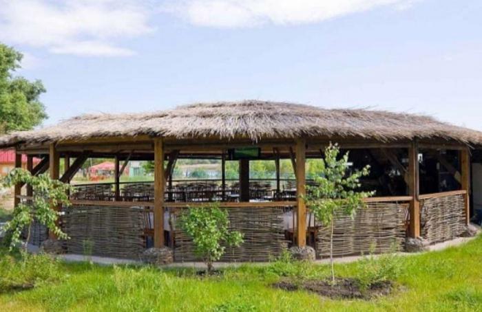 база отдыха зеленый остров