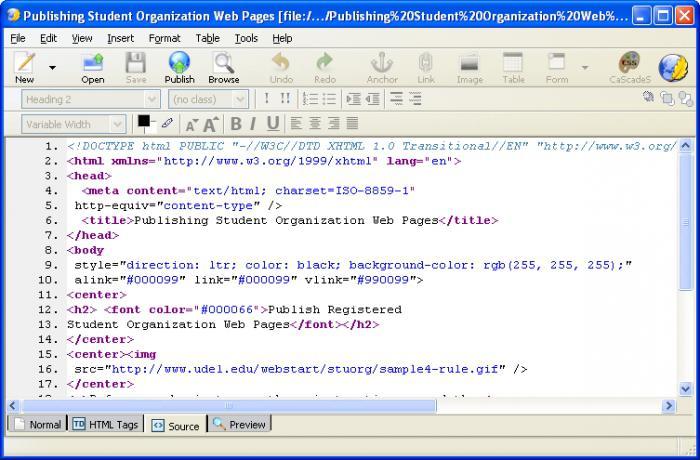 Как сделать книгу в html