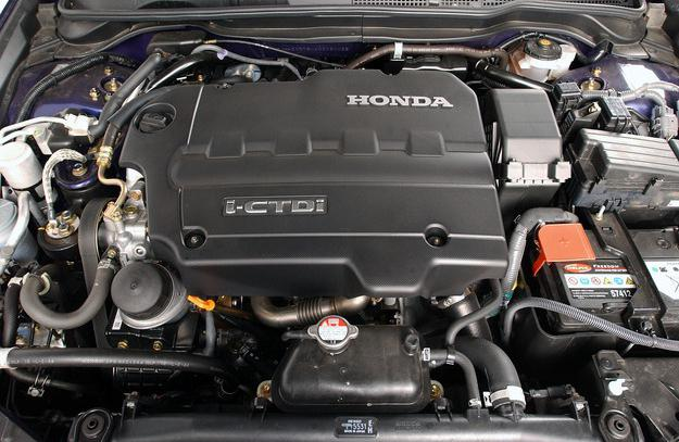Honda Accord 7 отзывы