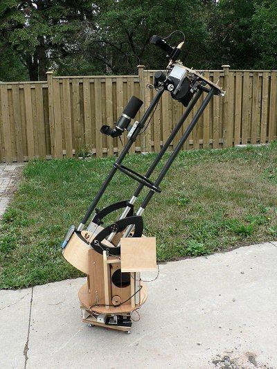 Как сделать мощный телескоп