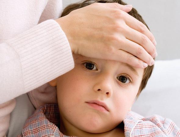 ангина симптомы у детей лечение