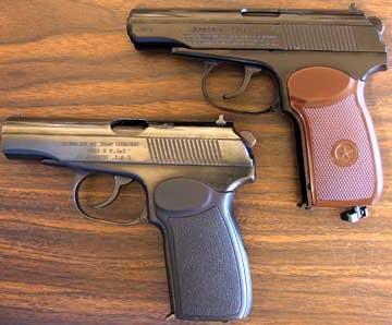 Пневматический пистолет Макарова отзывы