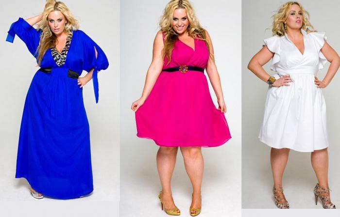 Модные Платья Для Полных Доставка