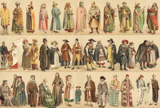 временные рамки средних веков