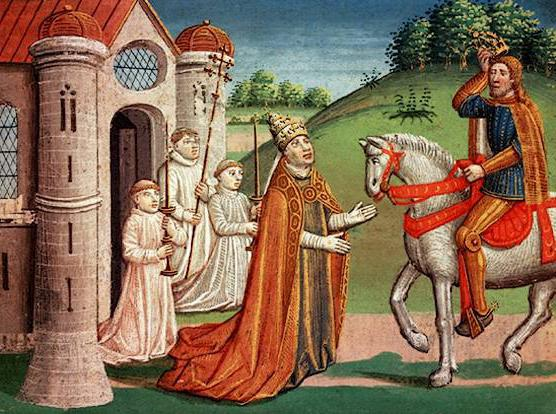 средние века это