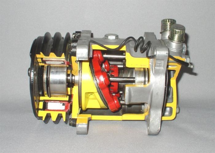 Ремонт компрессора от кондиционера своими руками