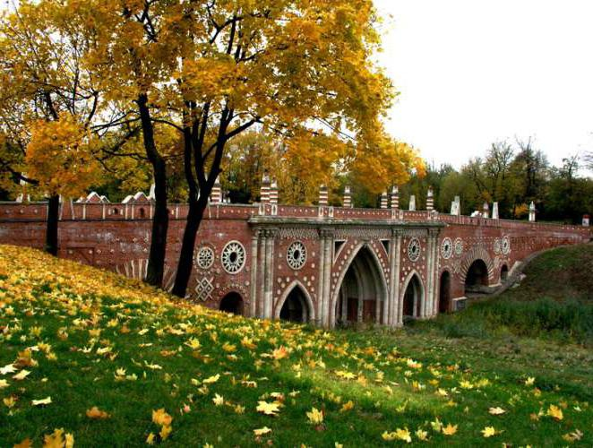музей царицыно в москве