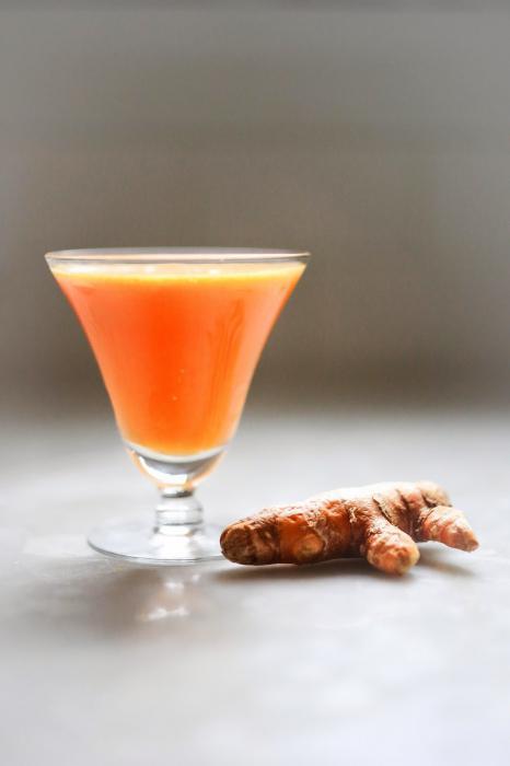 морковный сок в соковарке