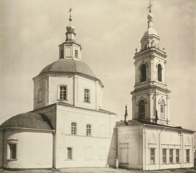 Храм Девяти Святых мучеников Кизических