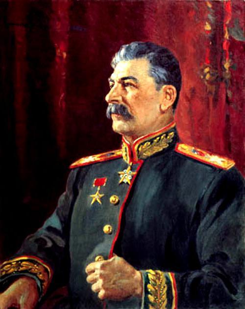 Личность, которая повлияла на ход истории: Сталин