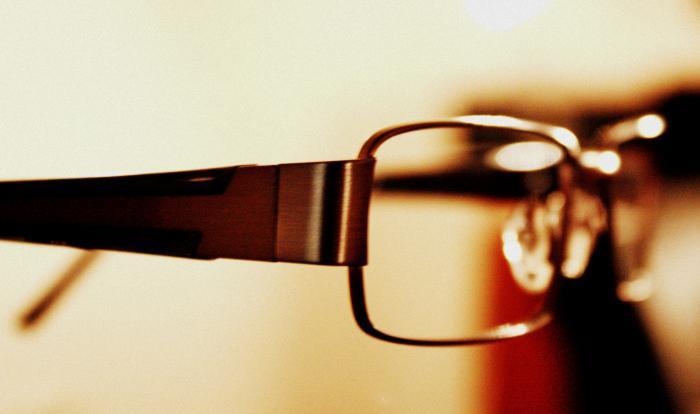 кто изобрел очки