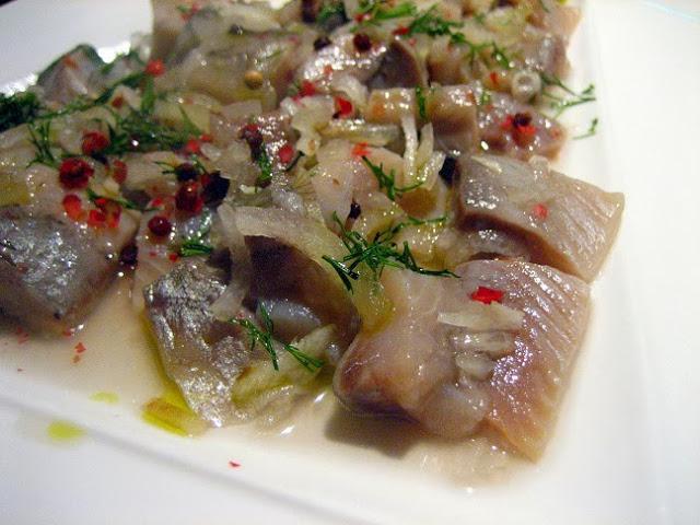 Рецепт приготовления селедки хе с фото