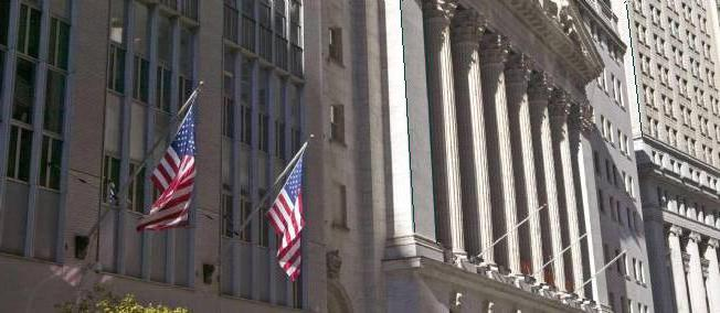 нью йоркская фондовая биржа