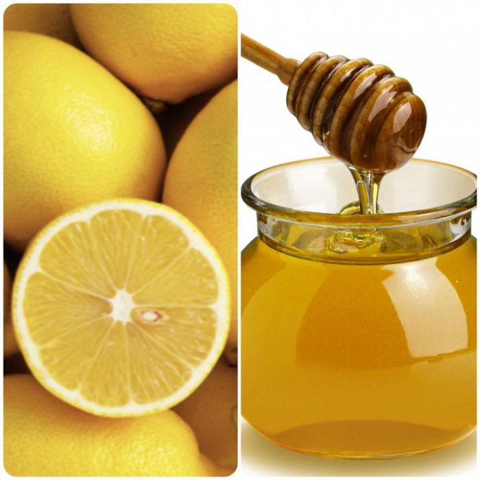 мед и лимон при беременности
