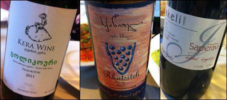 гордость грузинских виноделов