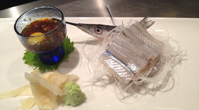 рыба игла как приготовить