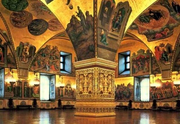 царские палаты фото