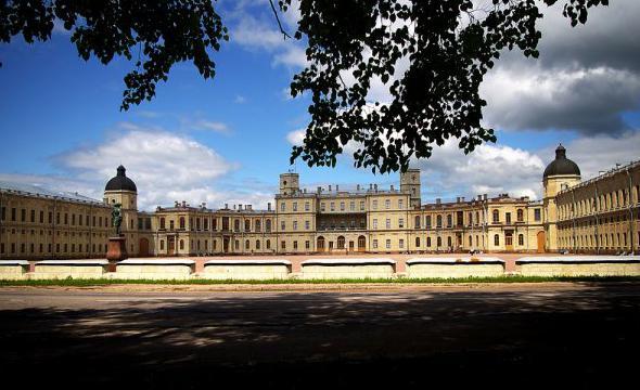 царская палата Гатчина