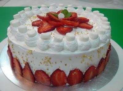 фото с руками зефира из торт своими