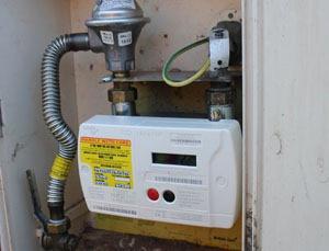 установка счетчика электроэнергии