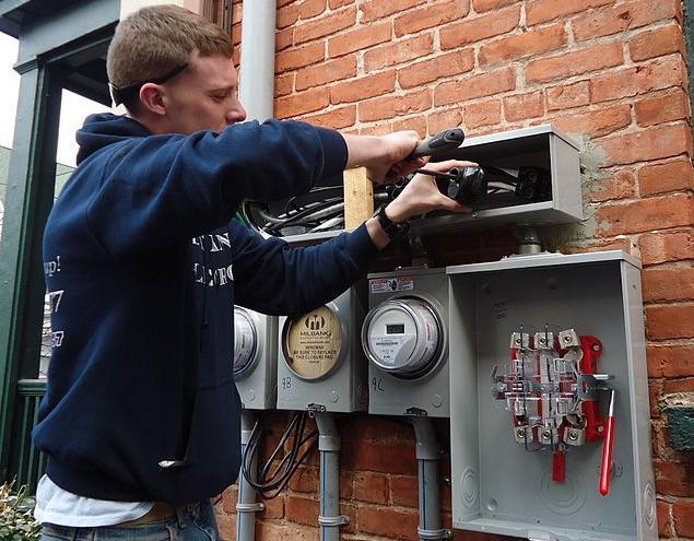 стоимость установки счетчика электроэнергии