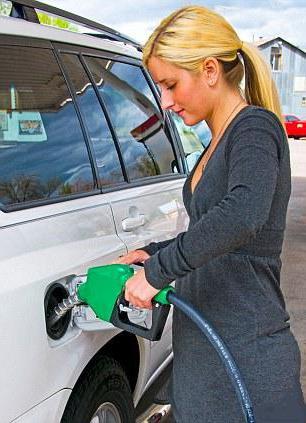 как сэкономить топливо на автомате