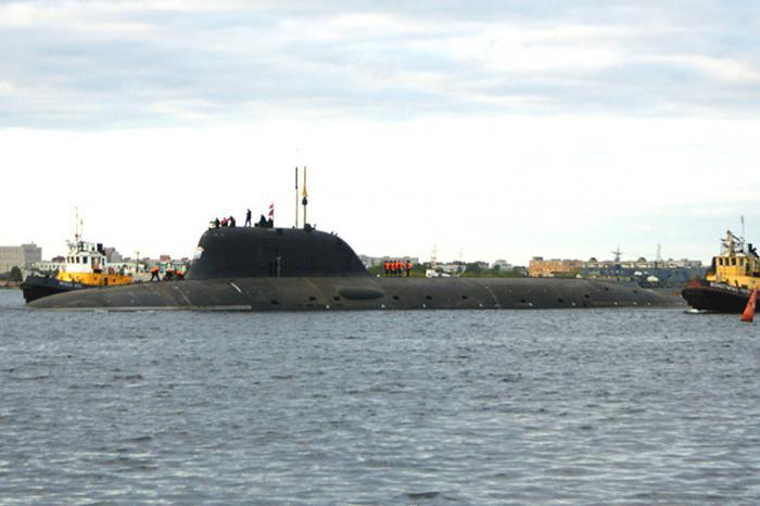 проекты подводных лодок