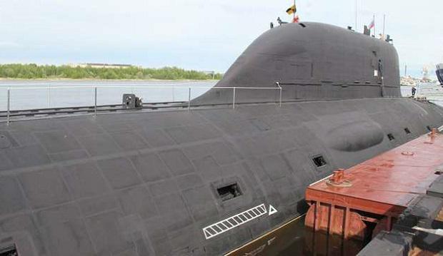 новая подводная лодка