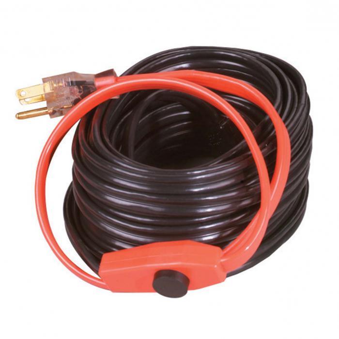 Греющие кабеля сделать своими руками 359