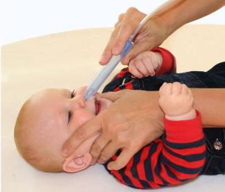 аспиратор назальный детский wc 150