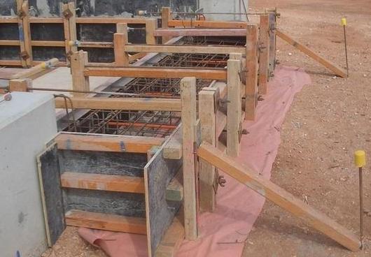 расценки на бетонные работы