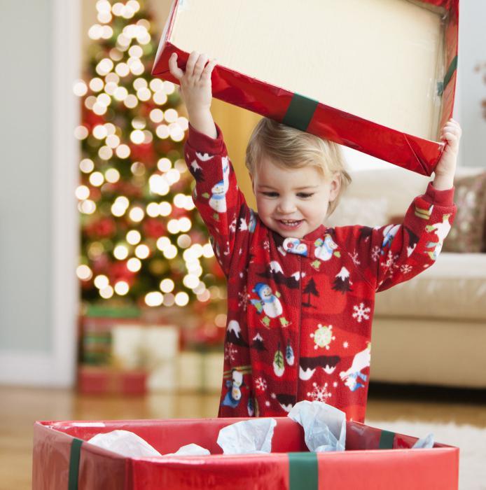 Подарок американскому ребенку