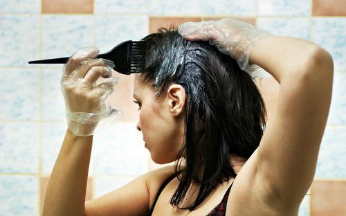 мелирование волос темными прядями