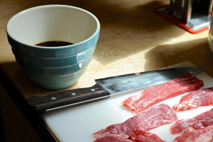 как сделать сыровяленое мясо