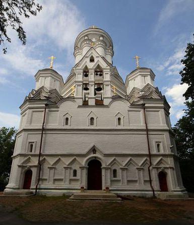 храм иоанна предтечи в коломенском