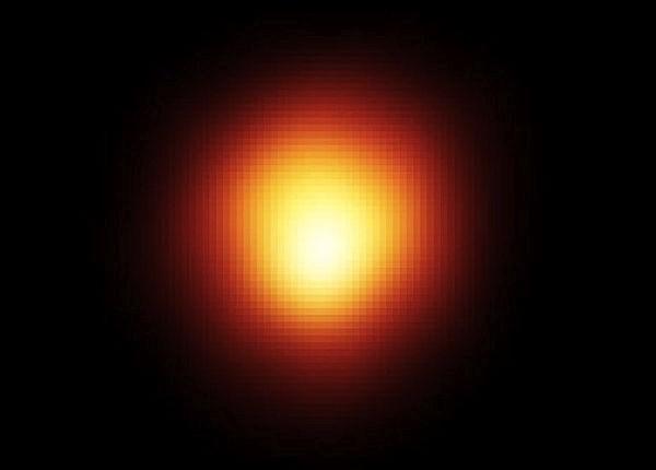 название двух ярких звезд в созвездии Орион