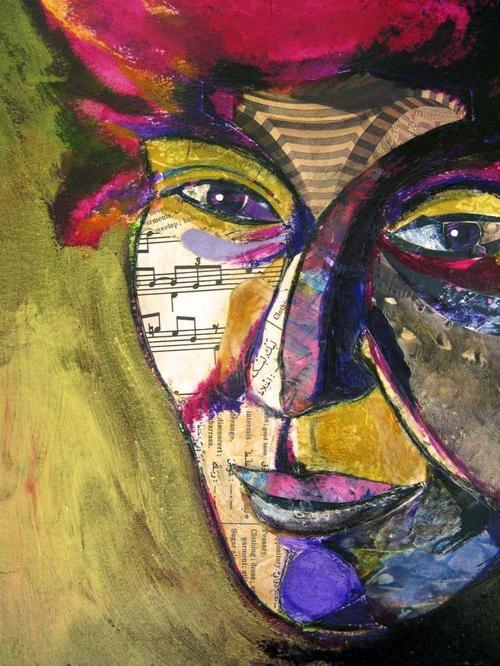 портрет вид искусства
