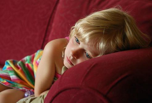 симптомы больных почек у детей