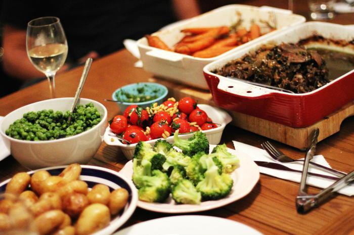 Дешевый Ужин С Фото