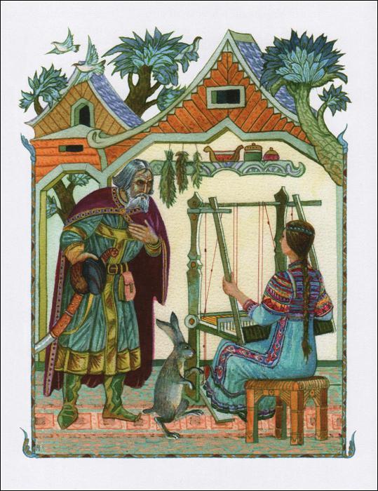 Фольклор и древнерусская литература