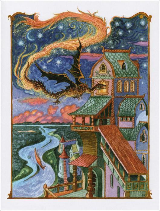 Примеры древнерусской литературы