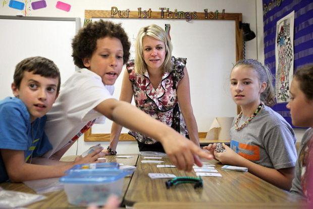 кредо учителя начальных классов