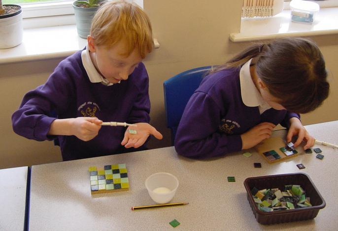 мозаика для детей 3 лет
