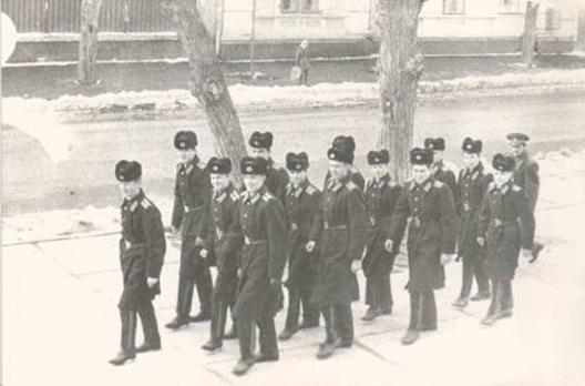 70 лет казанскому сву