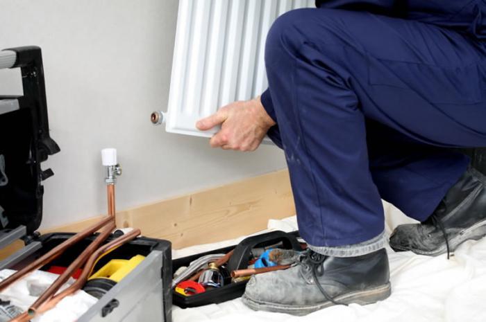 Замена батарей в квартире