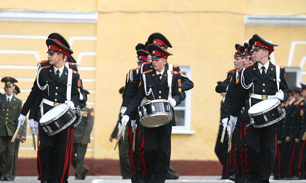 казанское суворовское военное училище поступление