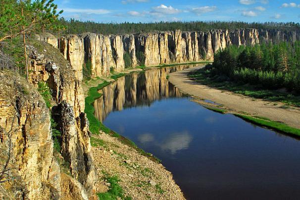 описание реки Лена